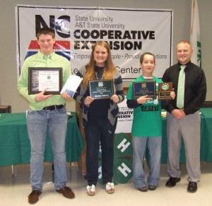 Cover photo for 4-H Achievement Night 2013