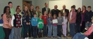 Cover photo for Burke County 4-H Club of the Year for 2012