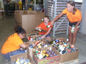Cover photo for 4-H Hosts Hands2Service Day