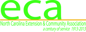 Cover photo for North Carolina Celebrates 100 Years of Home Demonstration Clubs