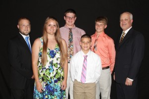 Cover photo for 4-H Delegation Attends Annual Electric Congress