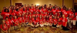 Cover photo for Burke County's 4-H Youth Attends NCACC Youth Summit
