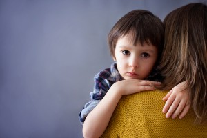 Cover photo for Helping Children Cope With Stress During Disaster
