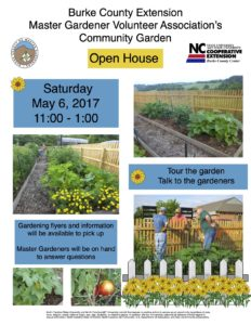 Cover photo for Community Garden Open House