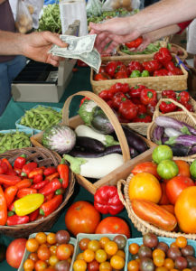 Cover photo for Visit a Local Market in Honor of National Farmers' Market Week!