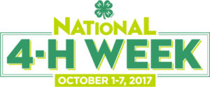 Cover photo for Burke County Youth to Celebrate National 4-H Week