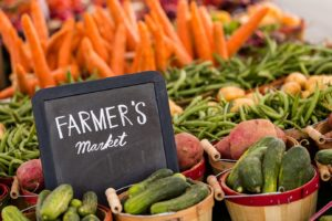 Cover photo for Burke County Farmers Markets