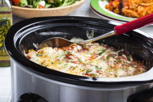 Cover photo for Slow Cooking Safe Meals
