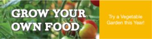 grow your own food logo