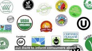 food label certifications