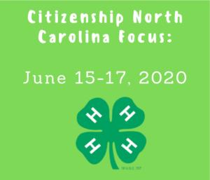 citizenship nc focus 2020 logo