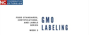 GMO Labeling video title page