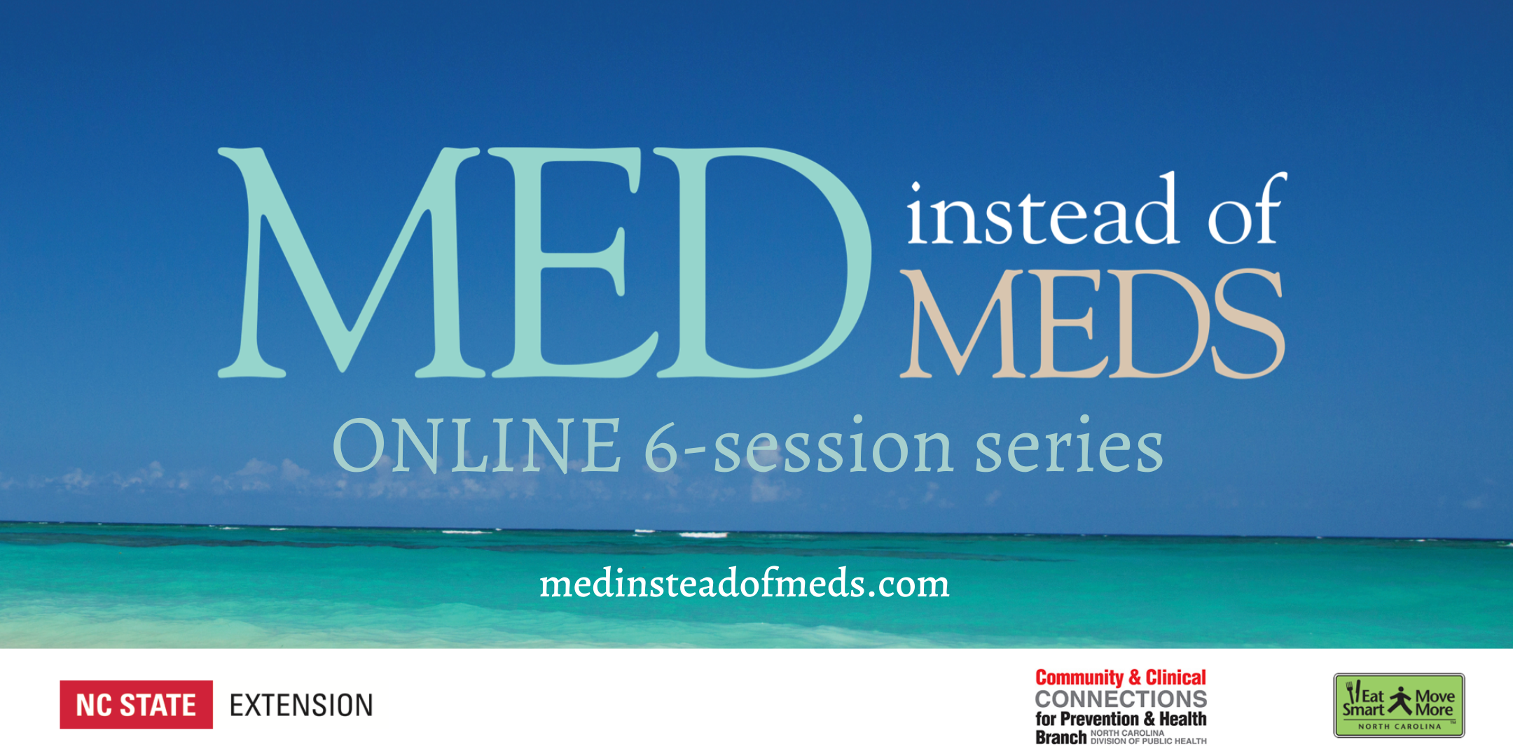 Med instead of meds logo