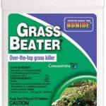 bottle of Bonide Grass Beater
