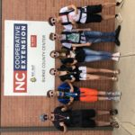 Burke County teen leaders program participants