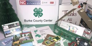 4-H discovery kit box and contents