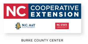 NC Cooperative Extension Burke Logo